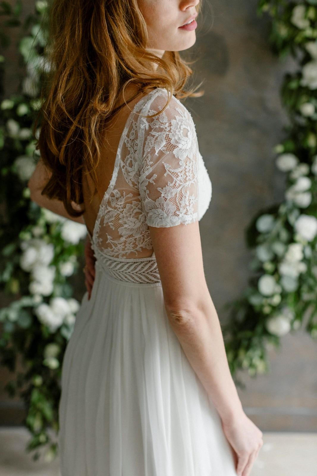 creatrice robe de mariee ligne Loire Atlantique