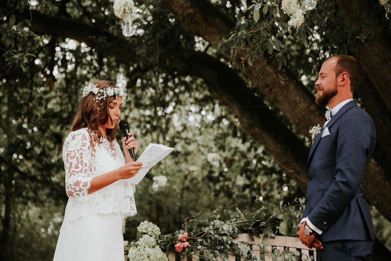 voeux de mariage ceremonie laïque