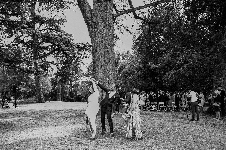mariage château de vair lieu de reception