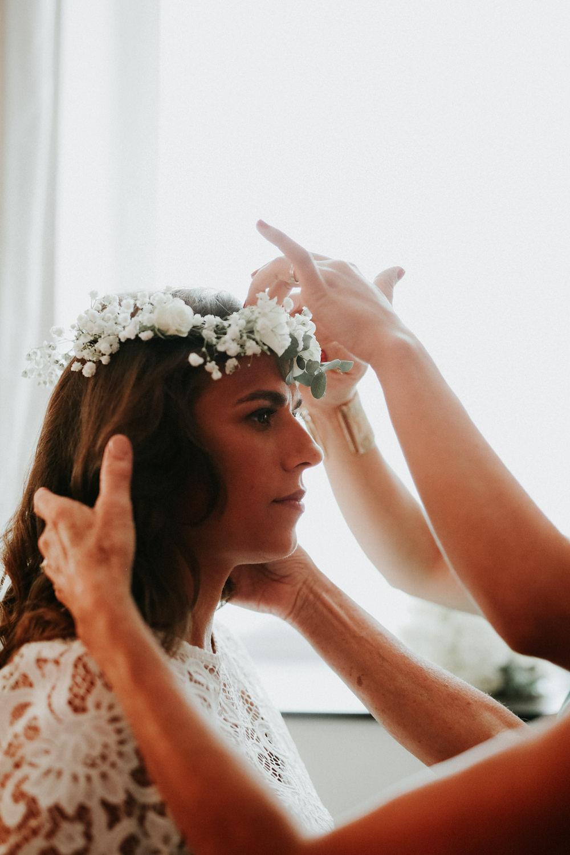 couronne de fleurs mariage ancenis