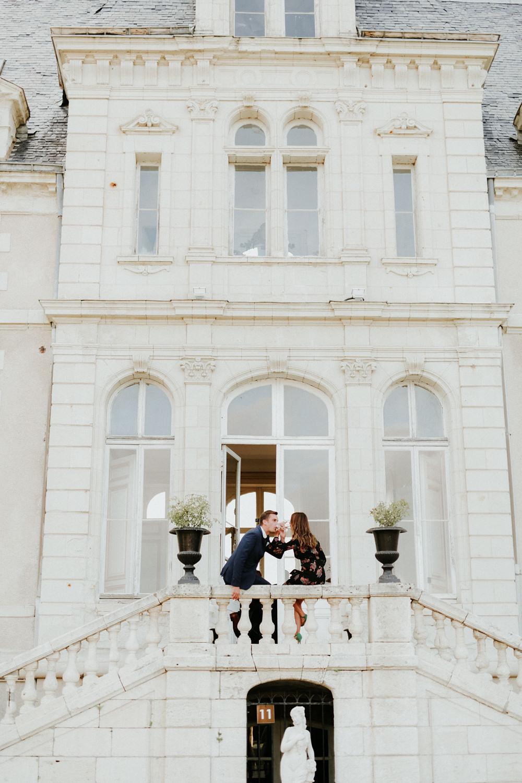 mariage lieu de réception château de vair