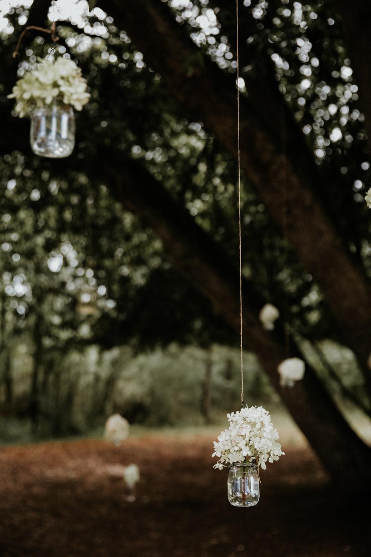 decoration florale blanche mariage ancenis