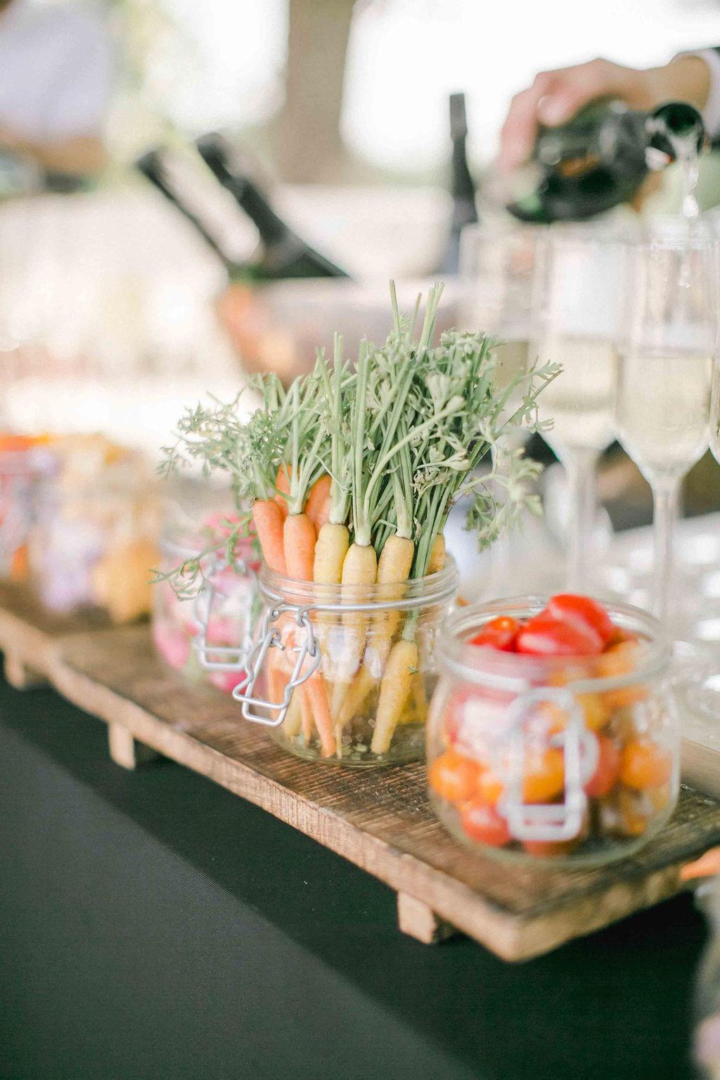 buffet mariage boheme chic angers