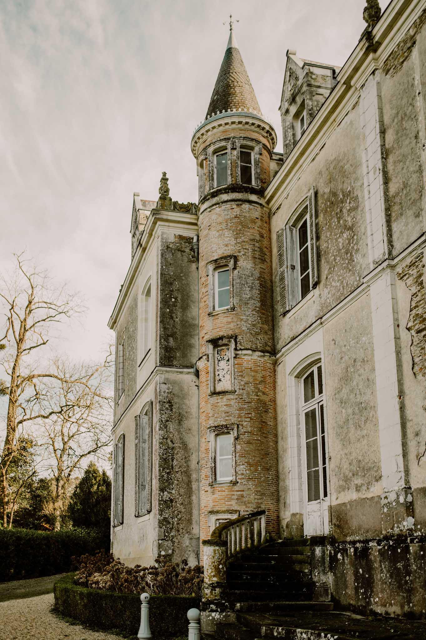 domaine mariage nantais chateau du coing