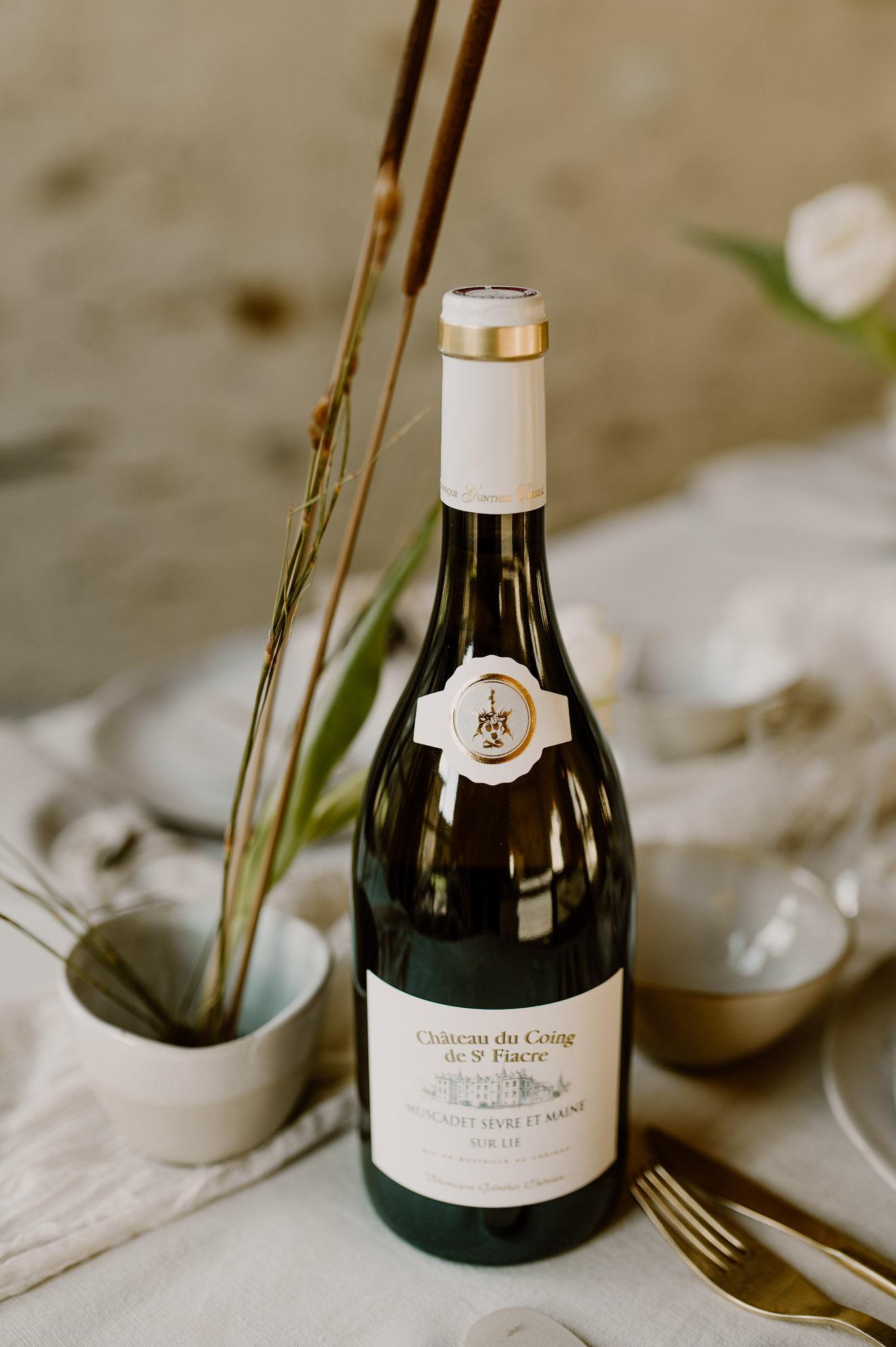 vin pour mariage nantes
