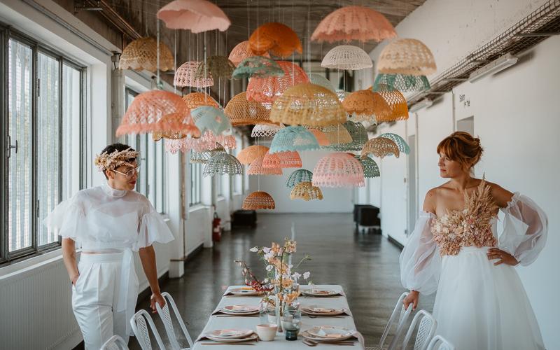 L'Atelier Wedding salon du mariage à Nantes mariage gay