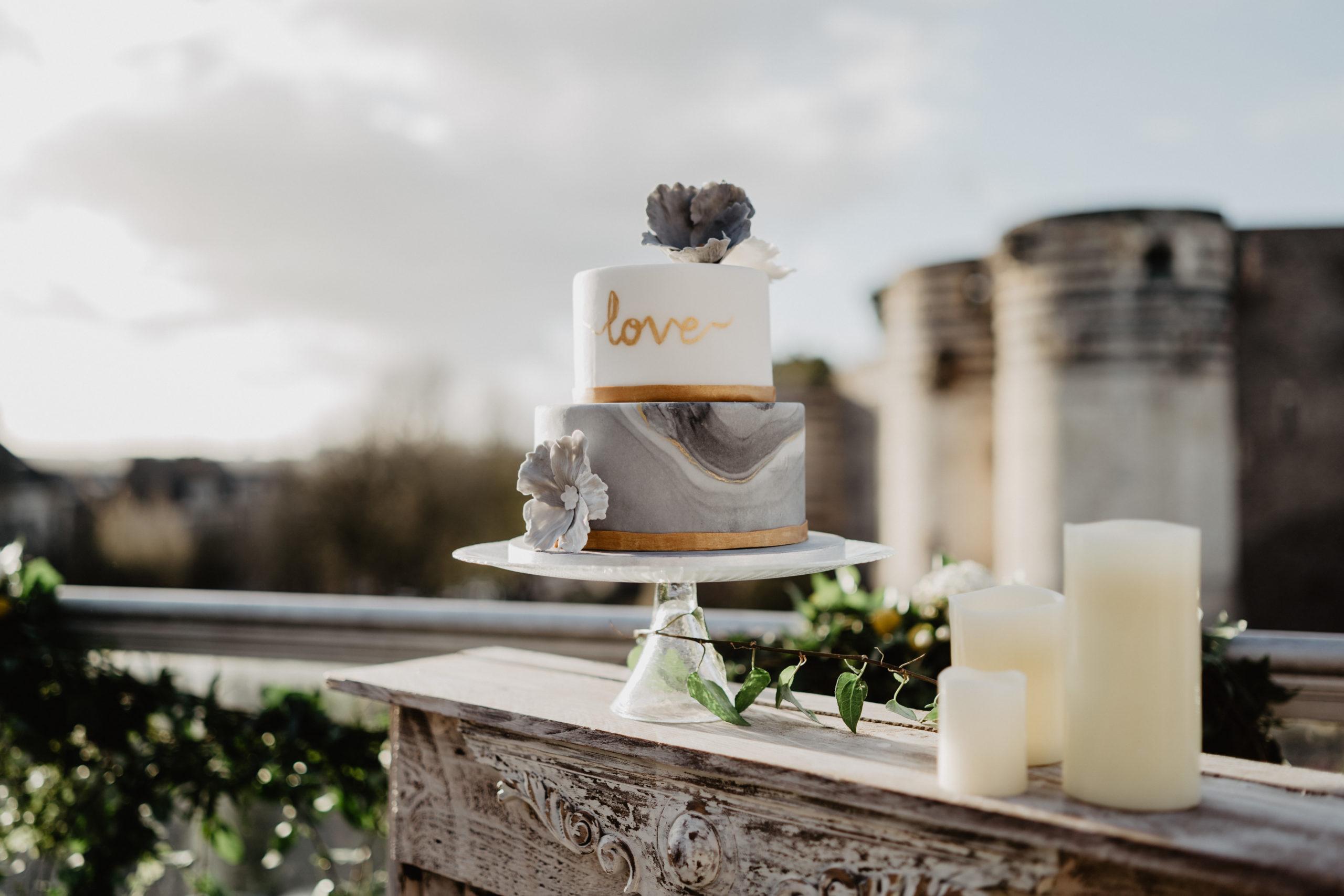 pâtisserie mariage wedding cake Angers Maine et Loire gâteaux créations