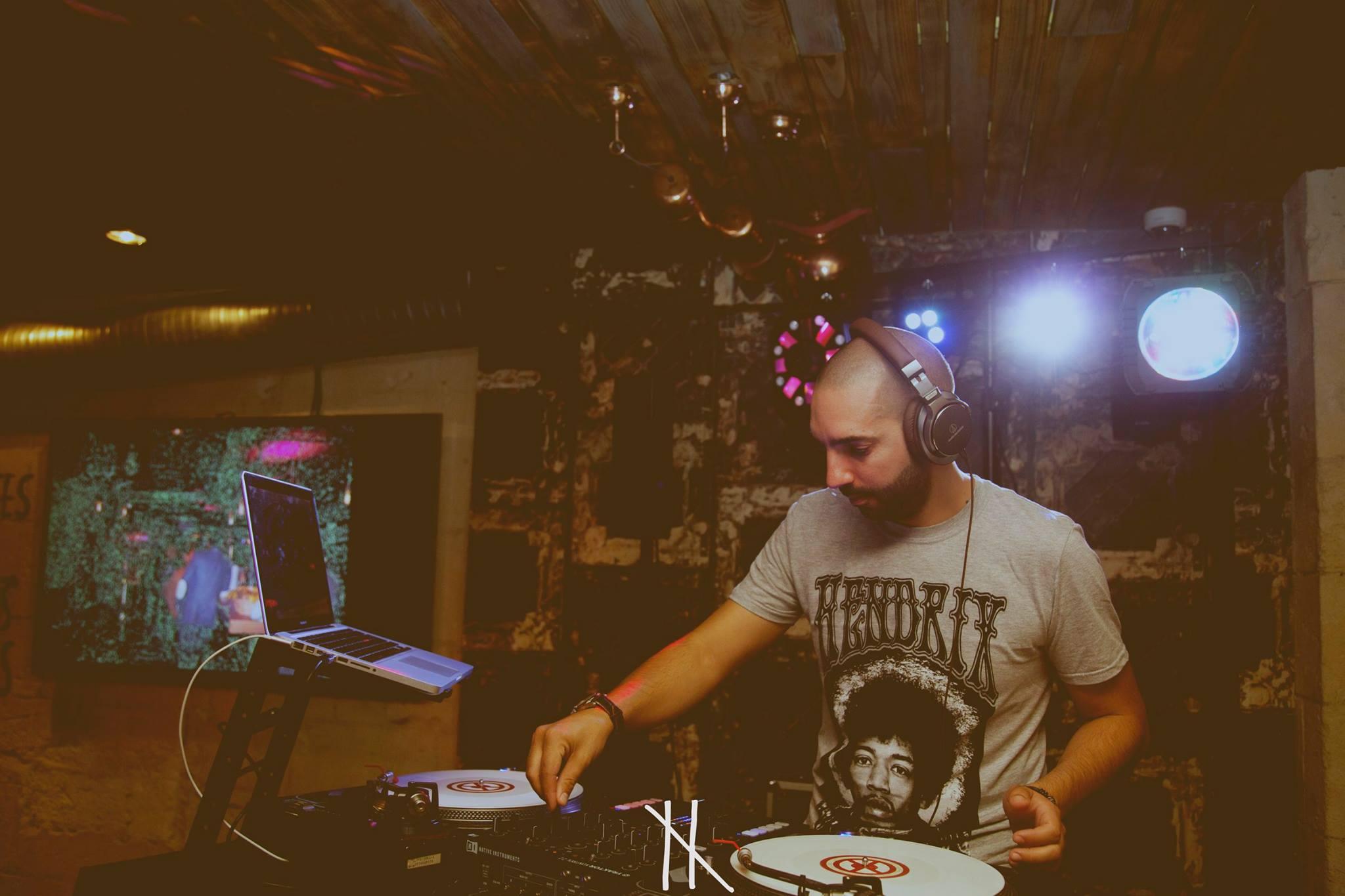 DJ tendance mariage pays de la loire bar à vinyles tendance