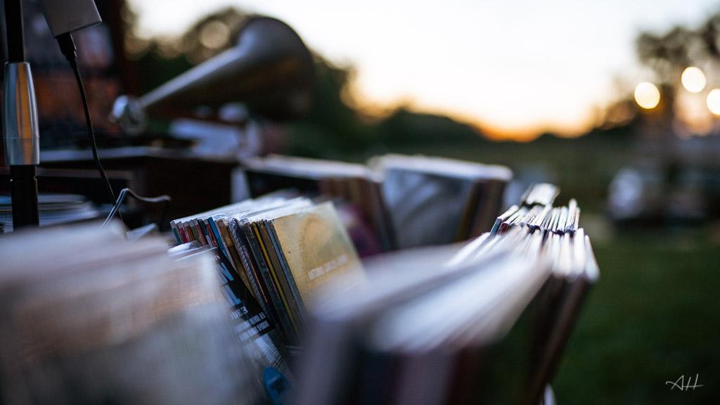 DJ mariage Pays de la loire moderne vinyles rétro