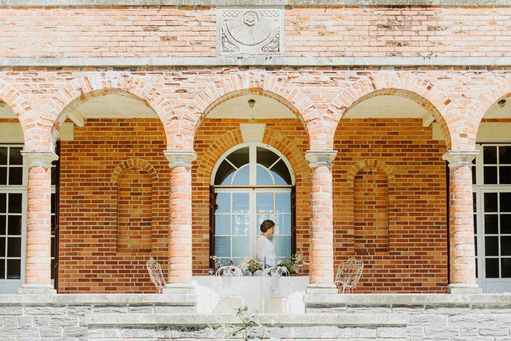 chateau de la panais domaine mariage champetre chic nantes Loire Atlantique
