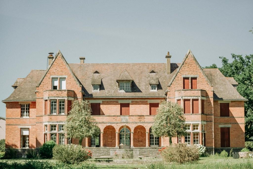 Chateau de la Pinais domaine mariage champetre boheme loire atlantique