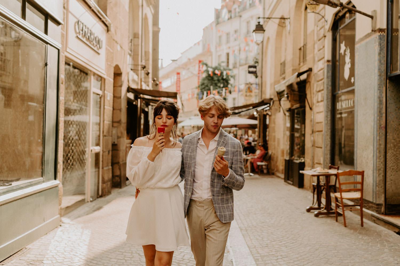 mariage elopement sans fête
