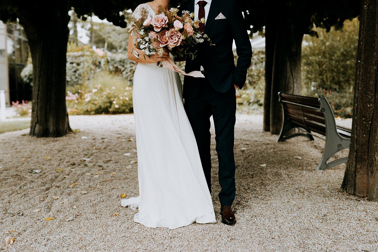 mariage naturel chic pornichet Loire Atlantique
