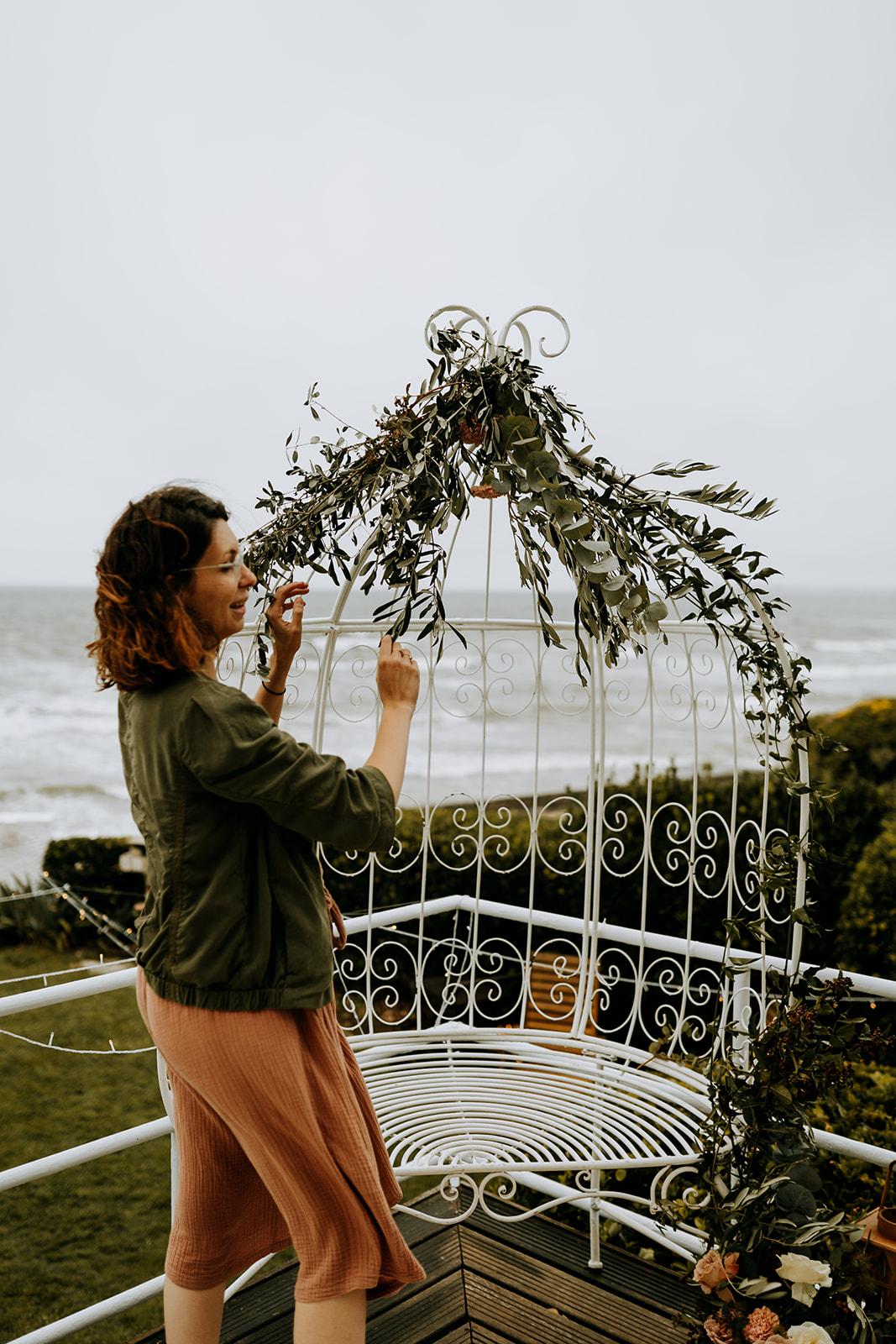 décoratrice mariage Sieges de ceremonie location nantes pays de la loire