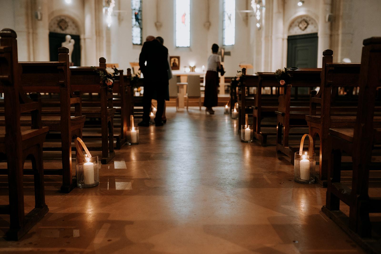 mariage église pornichet Loire Atlantique