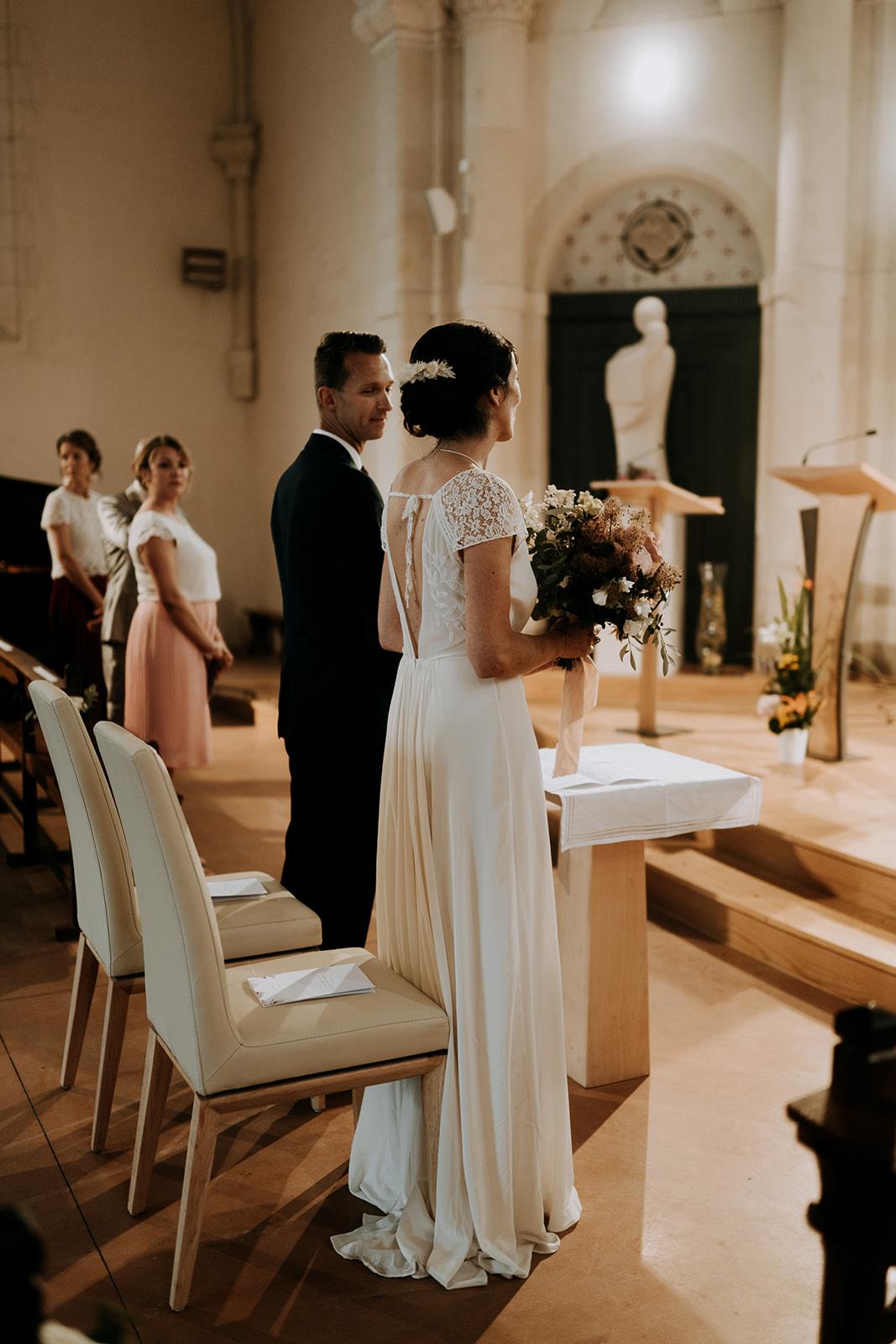 mariage église pornichet