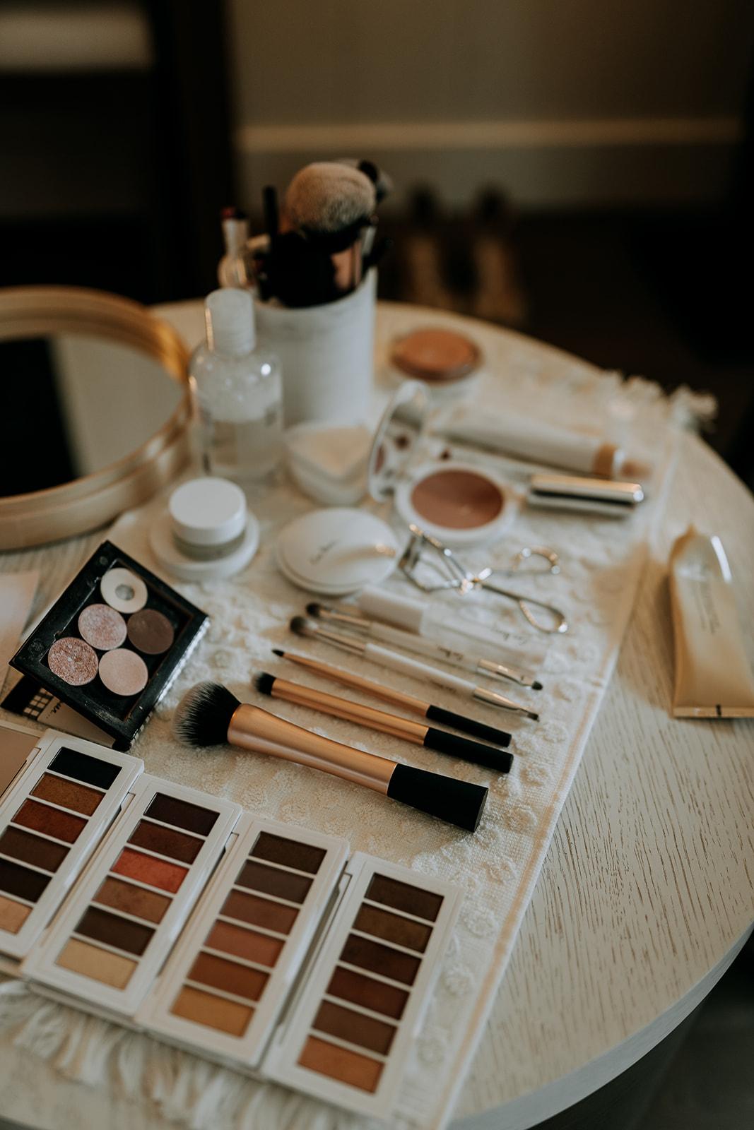 mariage pornichet maquillage domicile