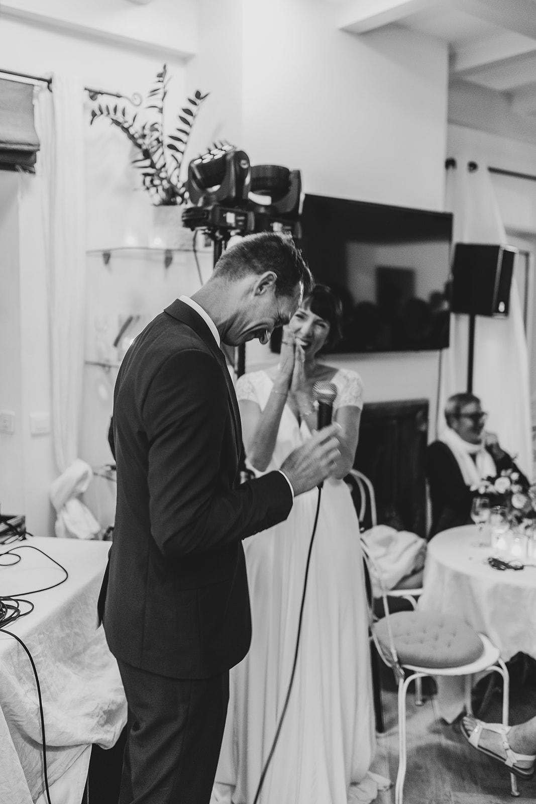 discours de mariage nantes