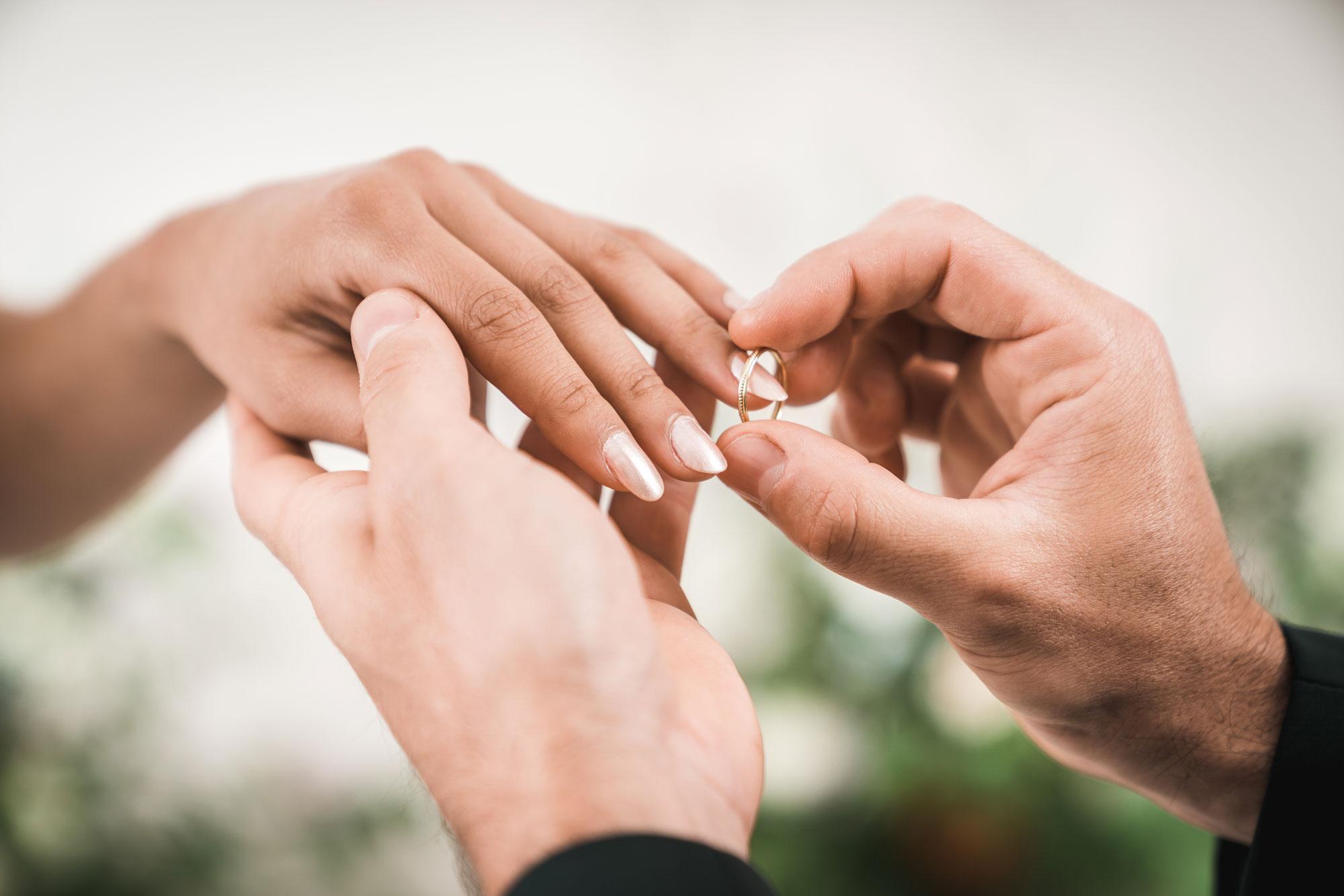 alliances de maries modernes nantes