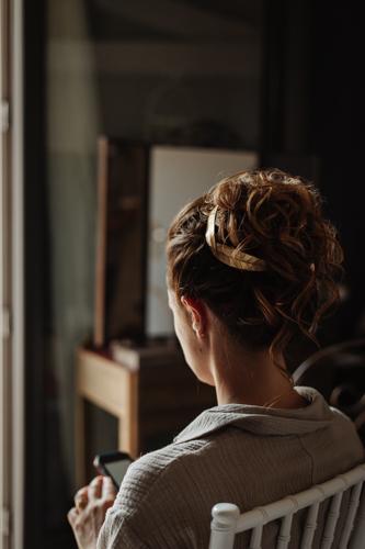 coiffure mariage coiffeuse domicile vendee nantes pays de la loire