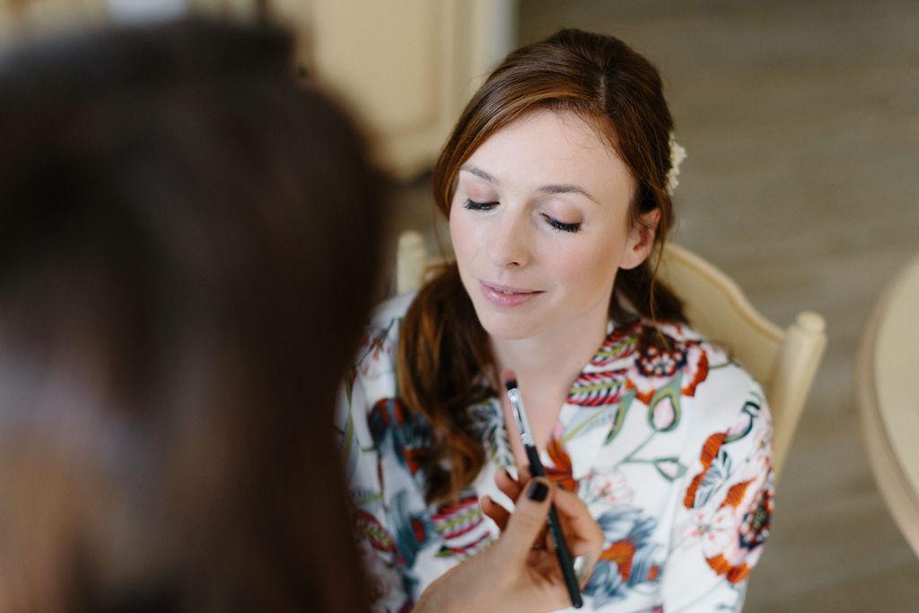 coiffeuse maquilleuse domicile mariage nantes Loire Atlantique