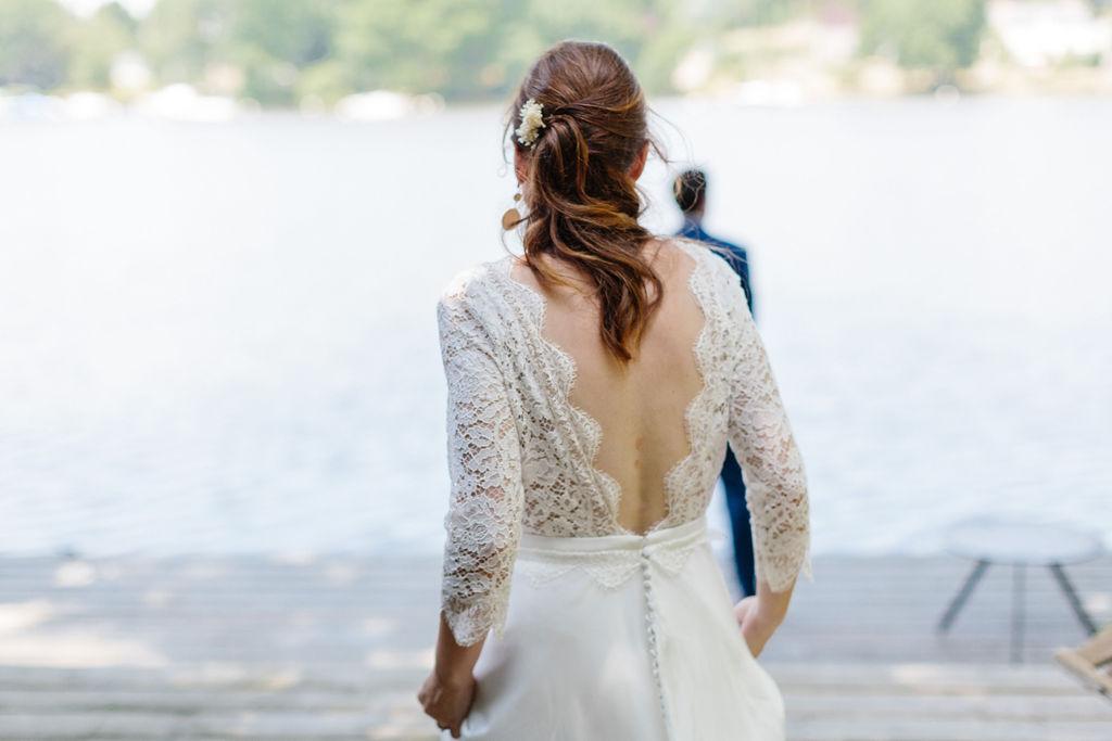 robe mariee l'adresse coeur nantes