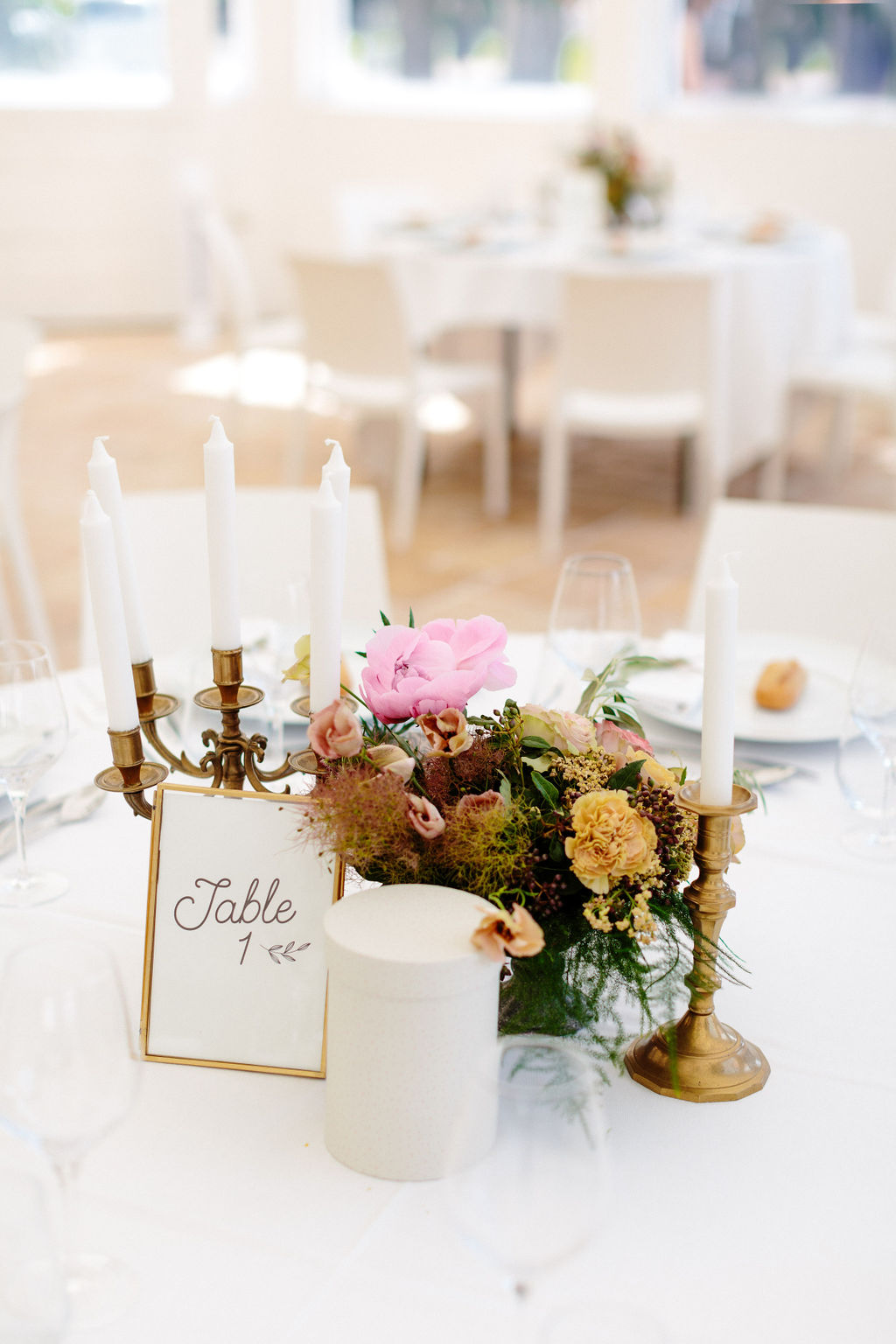 decoration de table mariage nantes