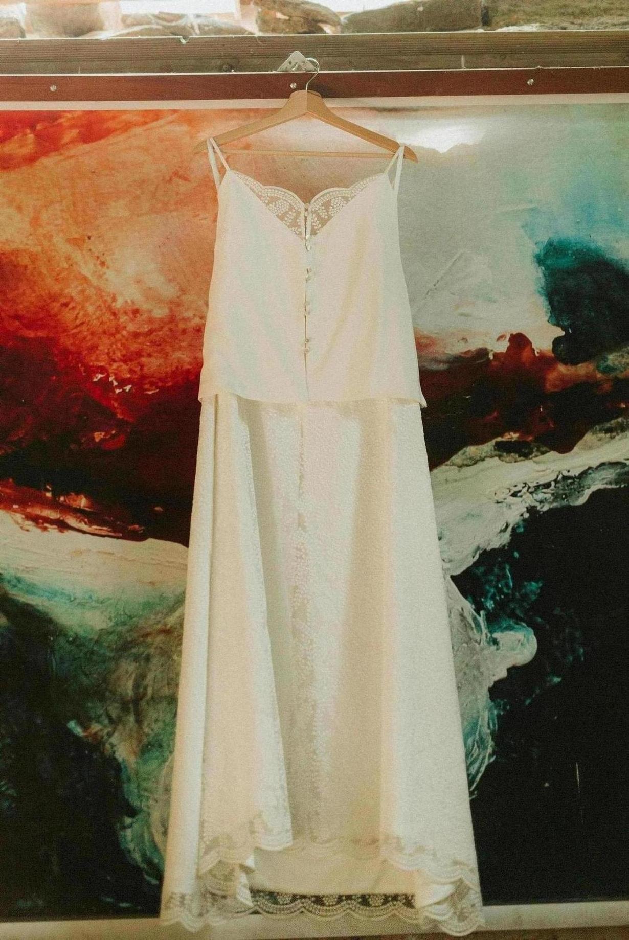 robe de mariee ecoresponsable nantes