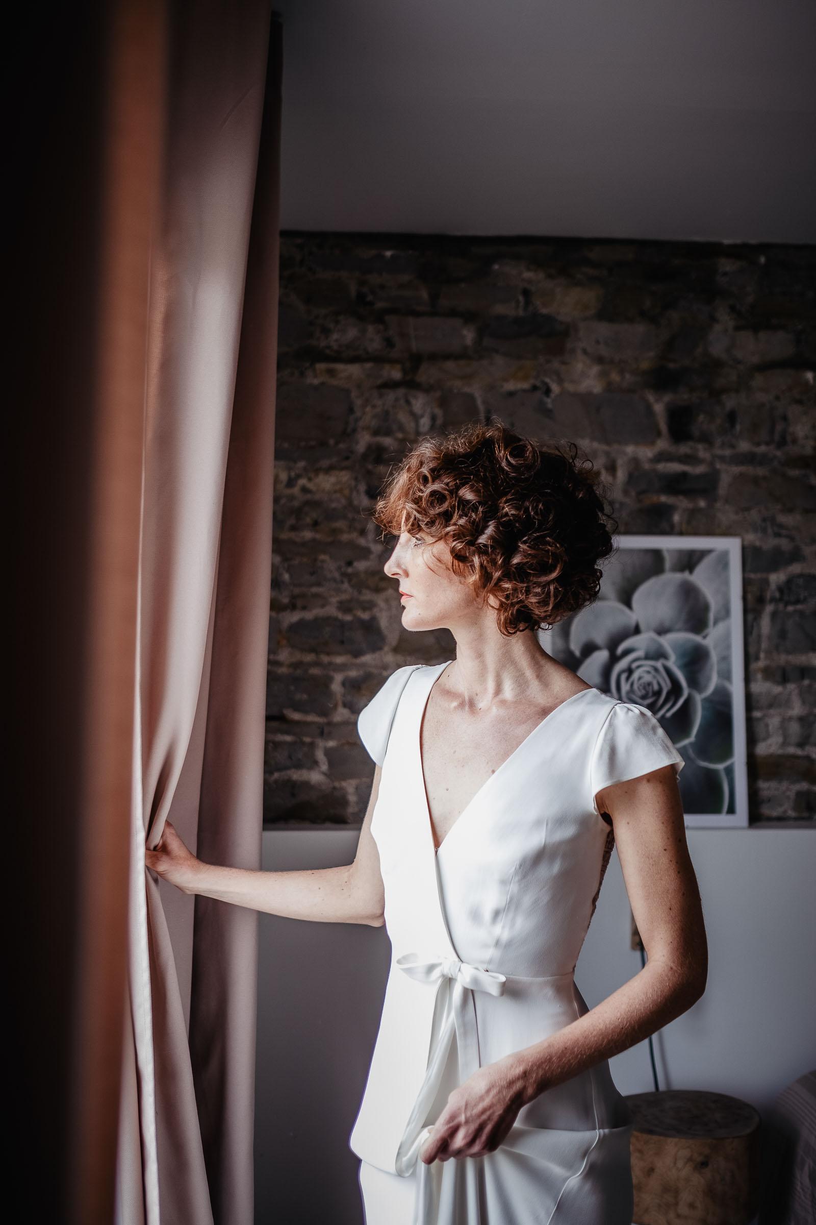 mariage hivernal rennes nantes robe hiver