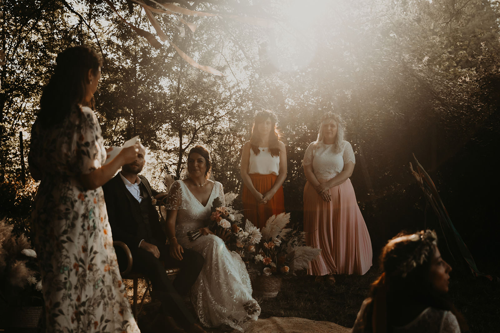 rituel de ceremonie officiant rennes