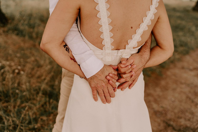 photographe mariage naturel moderne morbihan