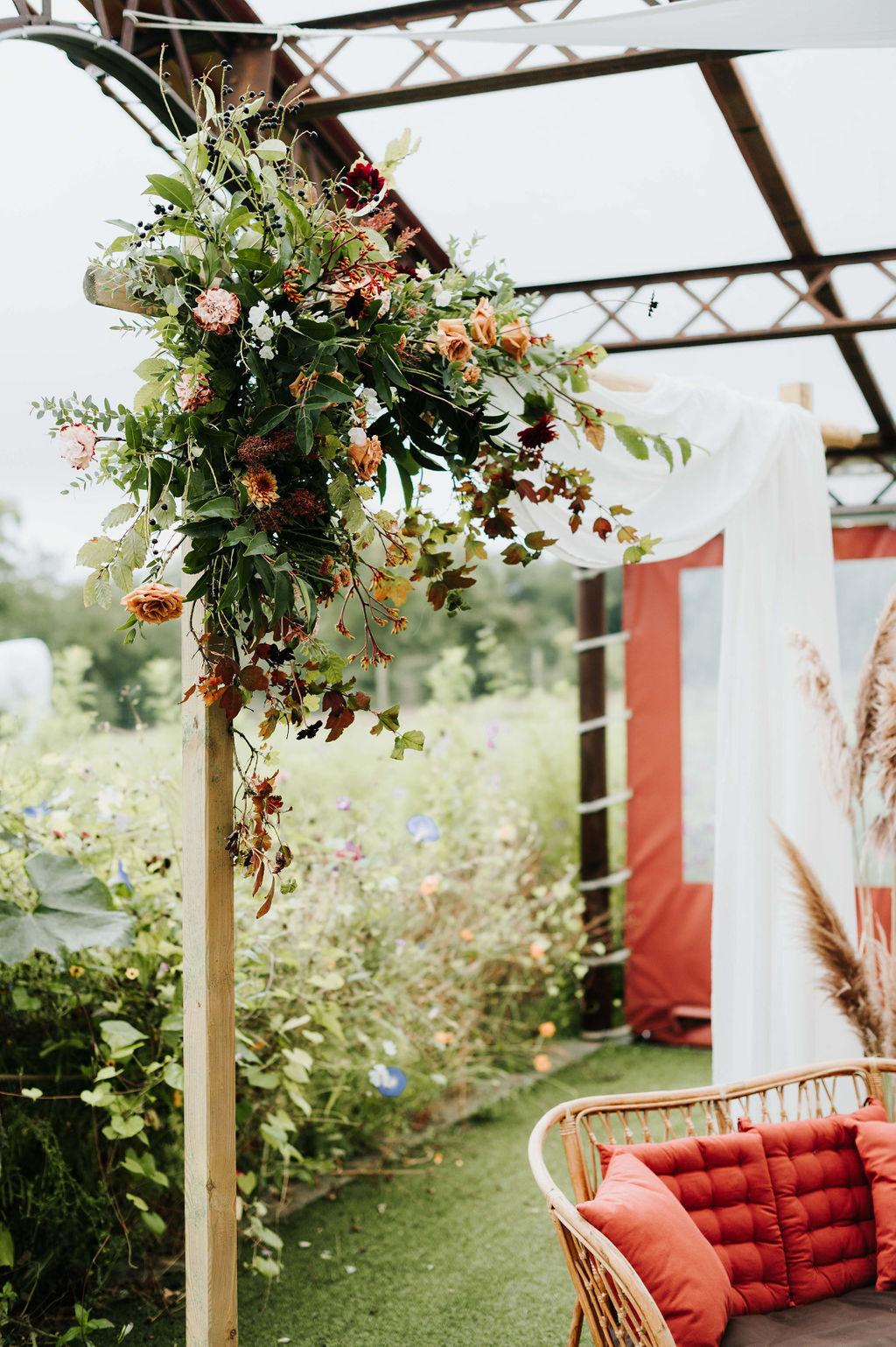 decoration ceremonie laique vendee fleuristes