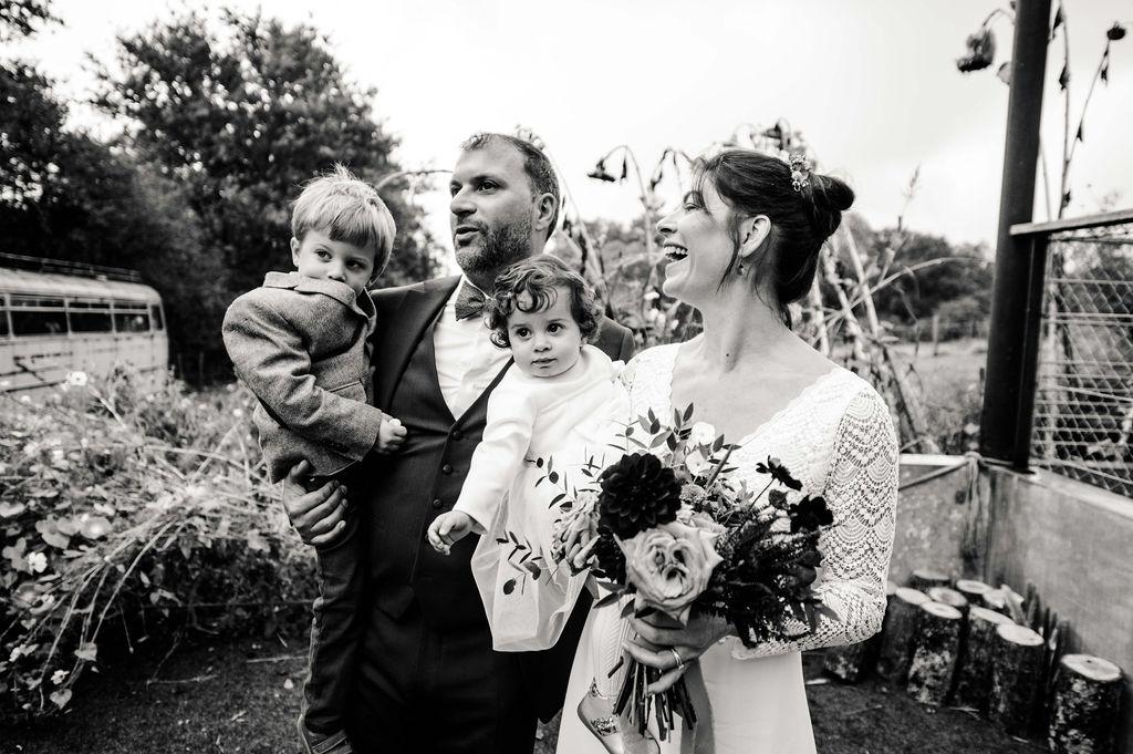 bouquet de mariee mariage vendee la roche sur yon