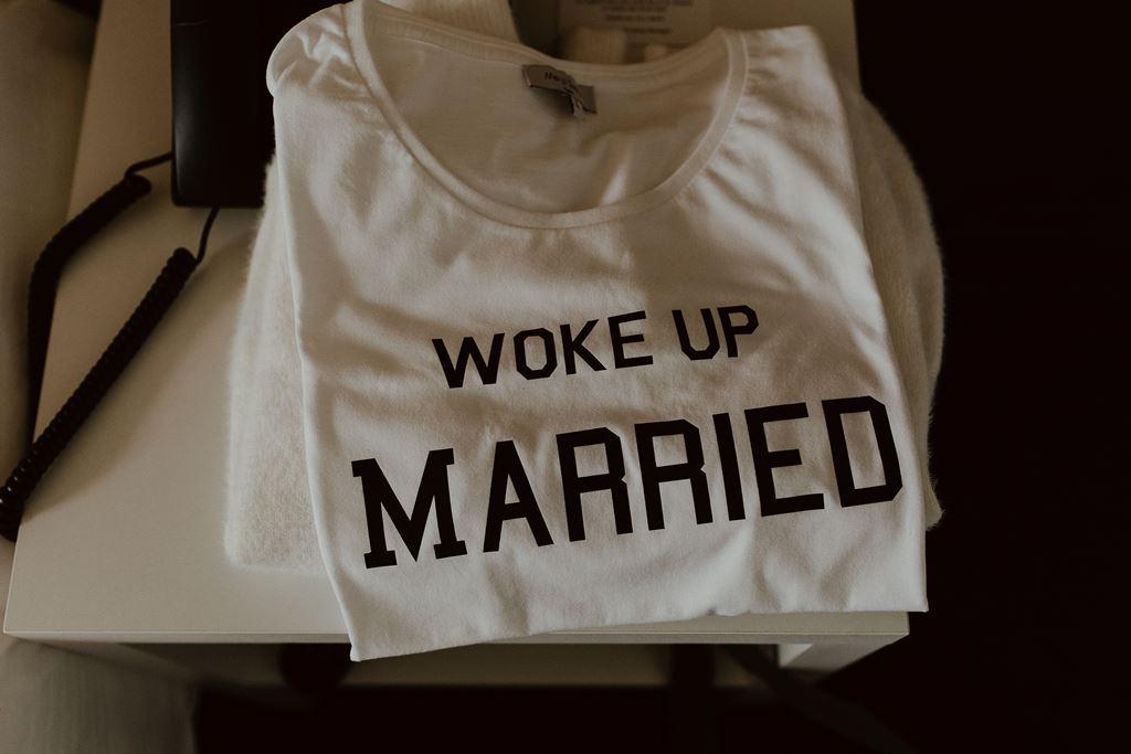 tee shirt mariee