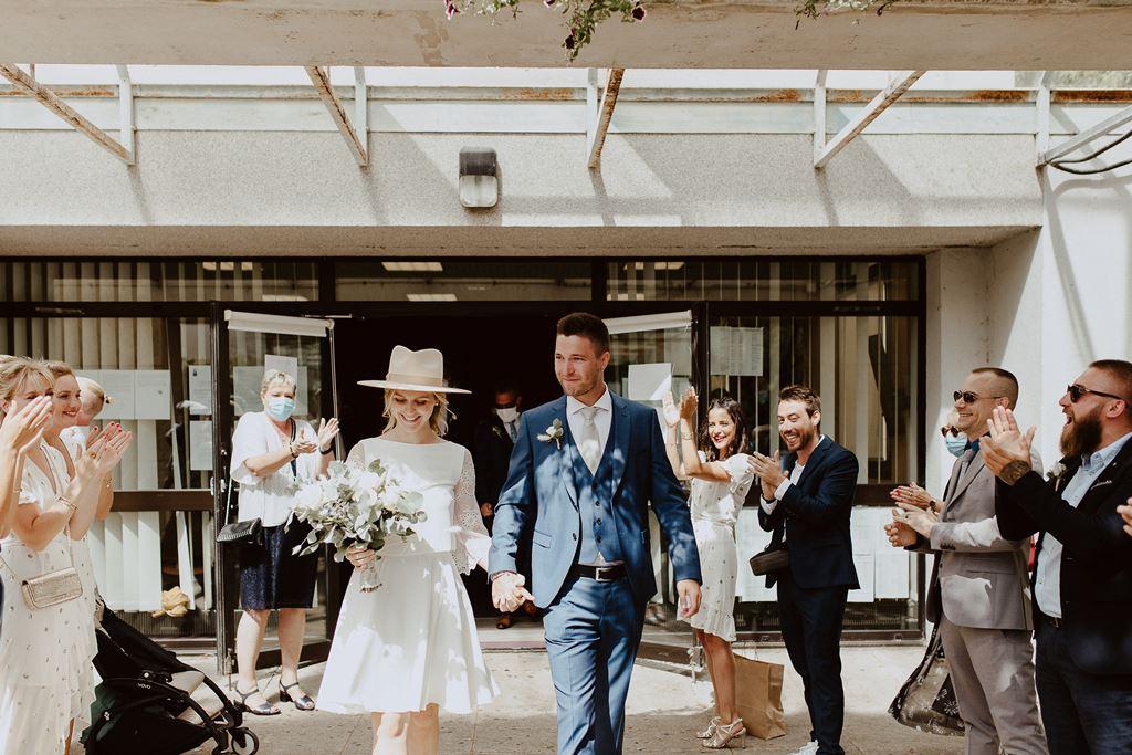 mariage boheme moderne concarneau