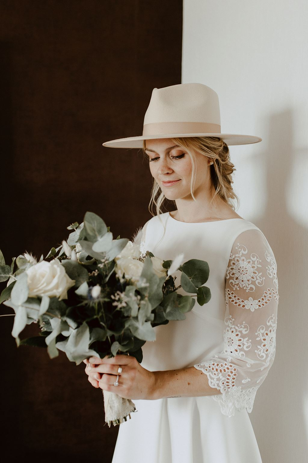 bouquet de mariee boheme concarneau