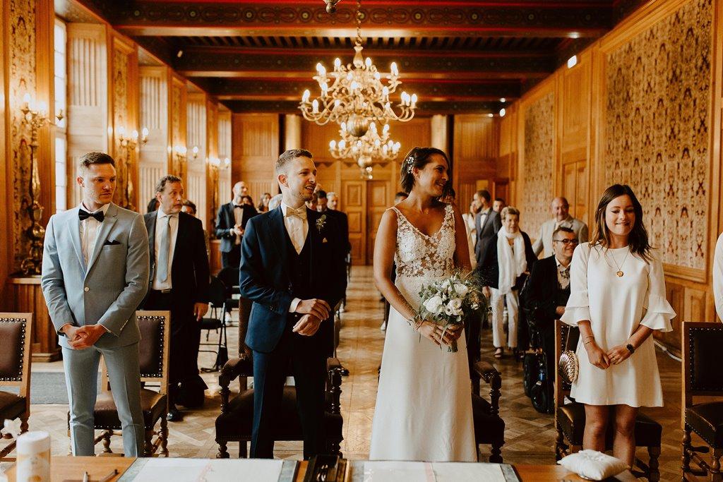 mariage civil maries nantes