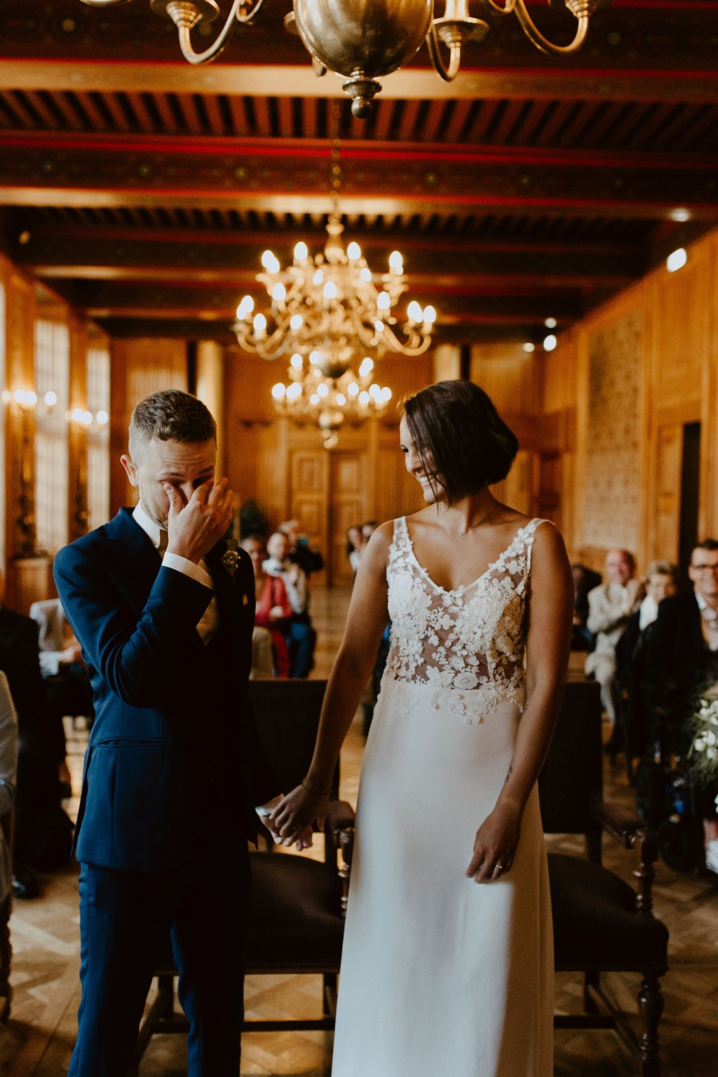 maries emotions mariage civil nantes