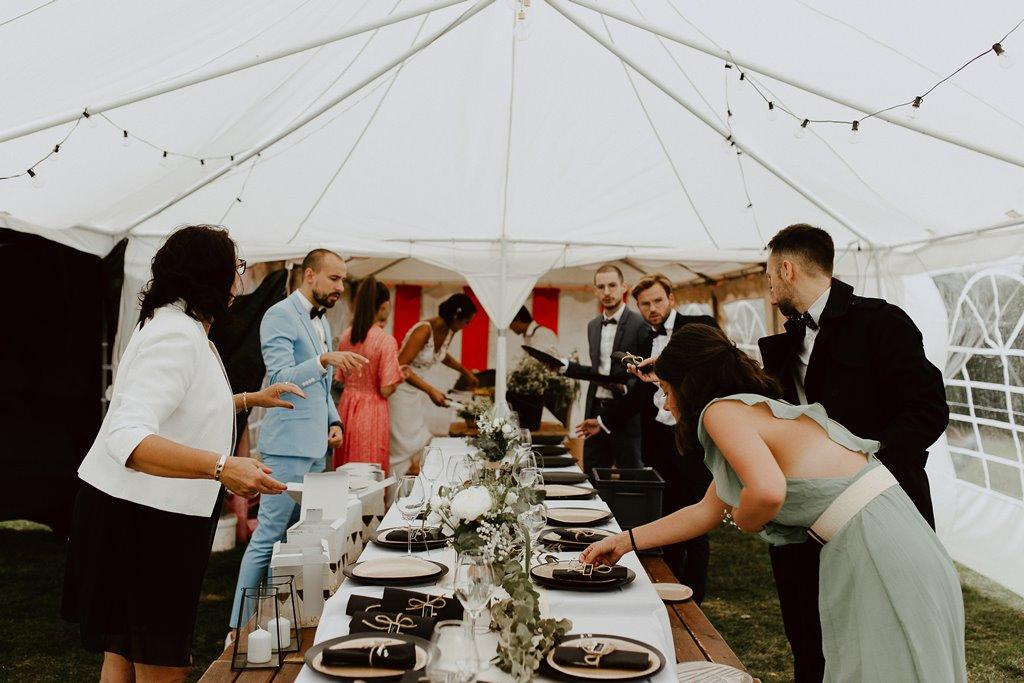 tables des invites famille amis mariage nantes
