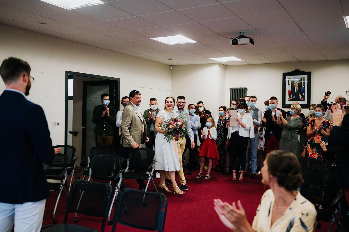 mariage mairie rennes covid 19