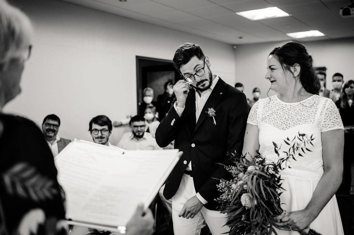 mariage civil mairie rennes covid 19