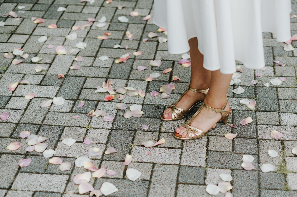 robe mariage chaussures mariage mariee