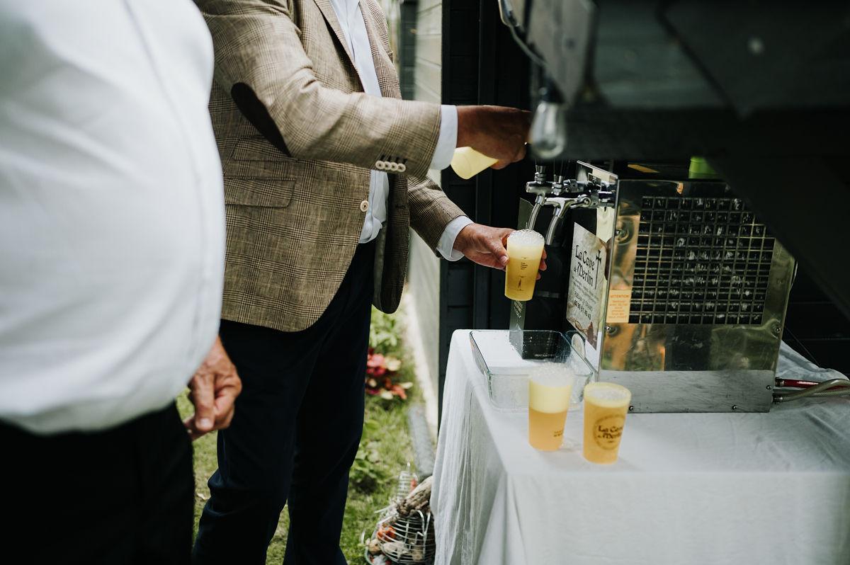 vin alccol mariage