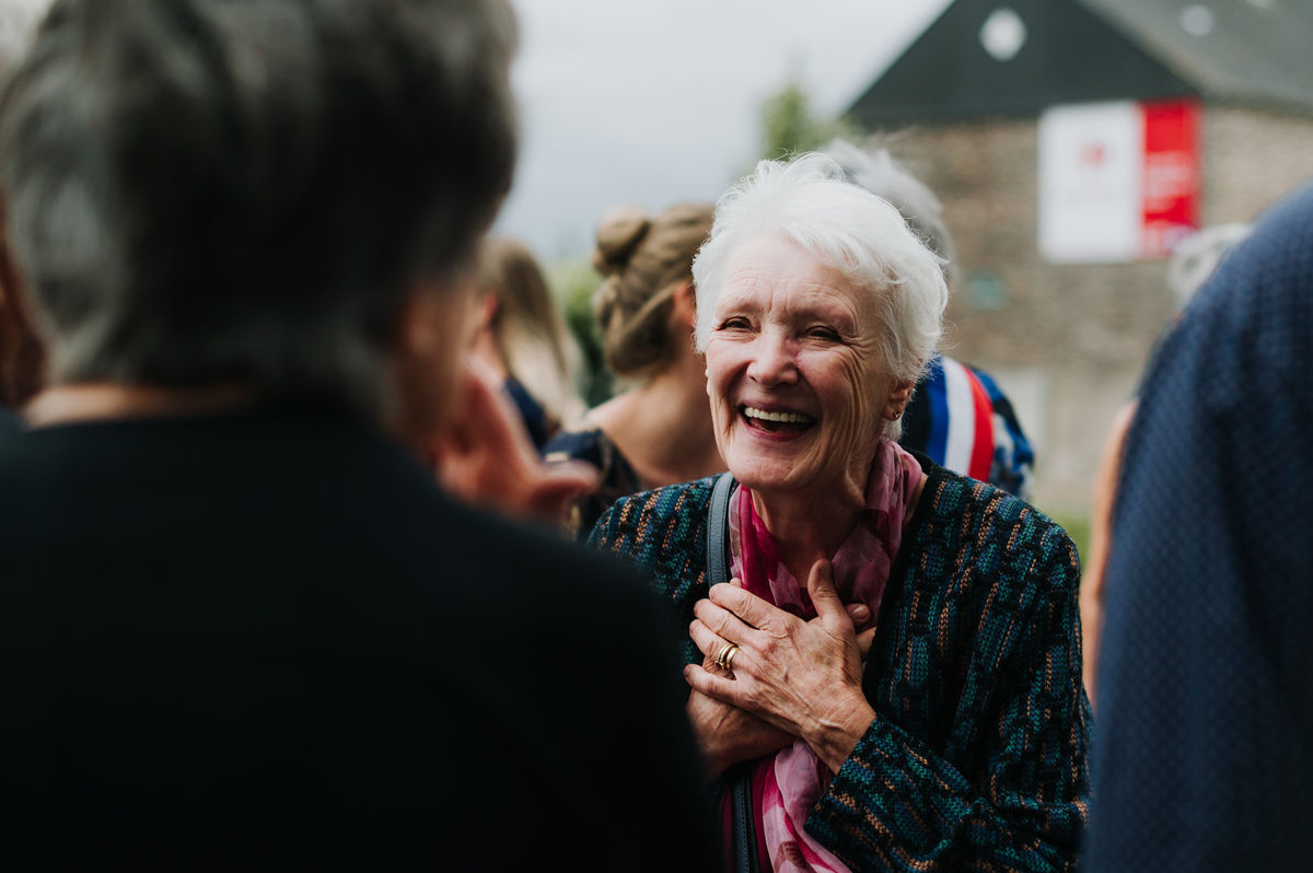 mariage invites emotions