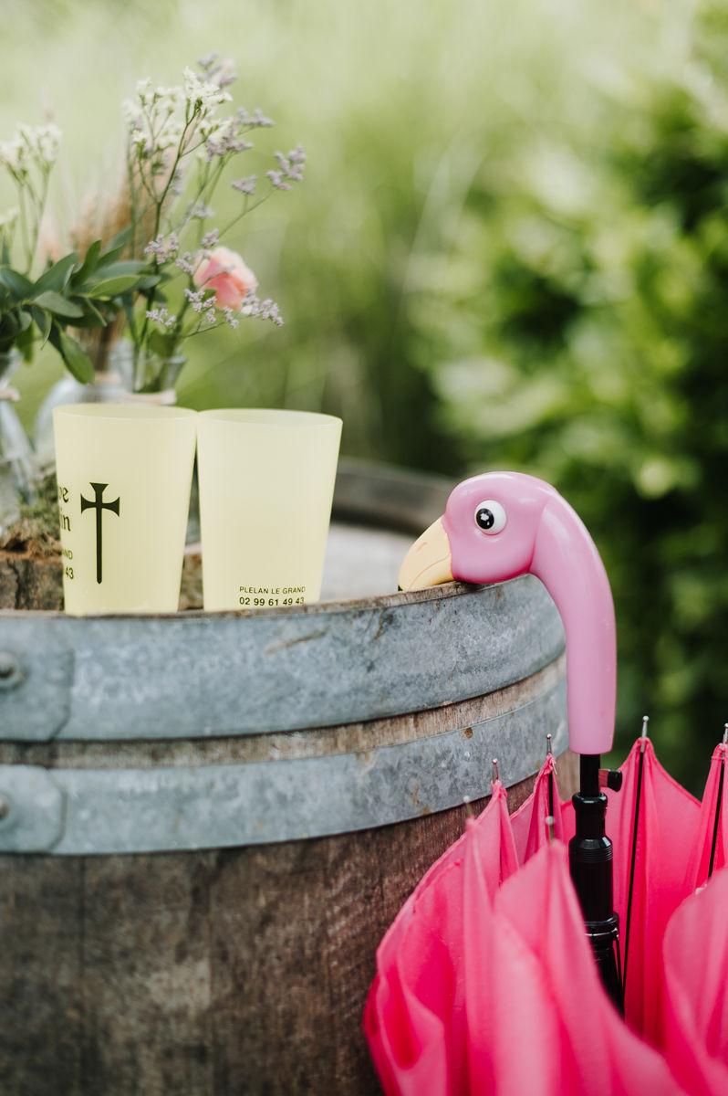 details mariage bretagne jardin