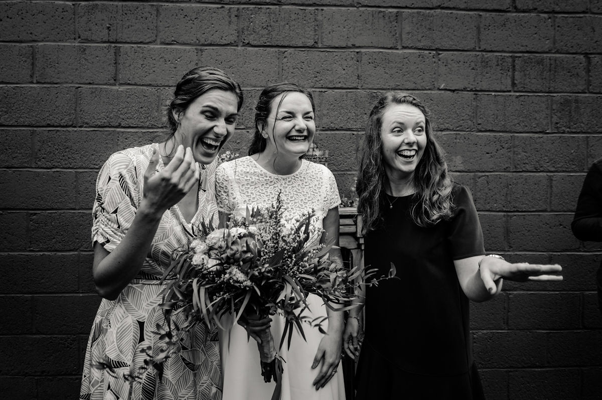 mariee bouquets fleurs temoins