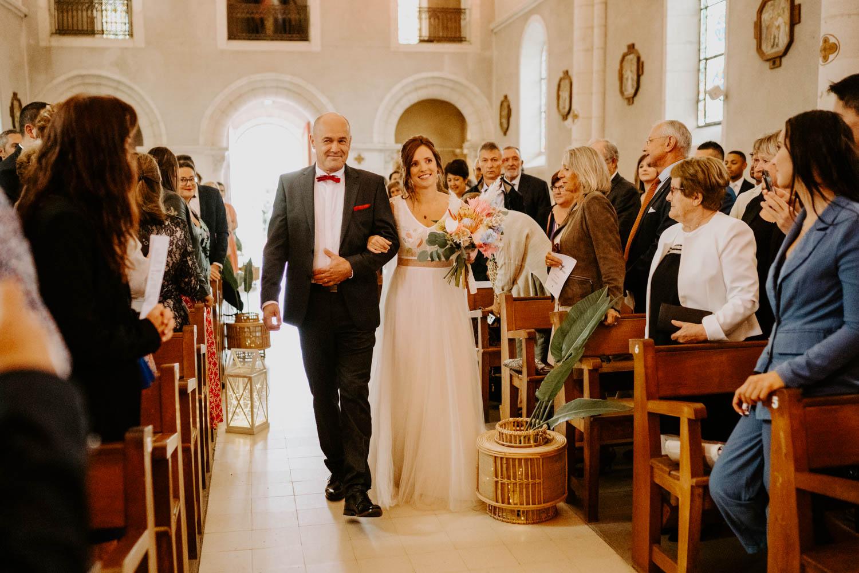 mariage bohème chic vendee