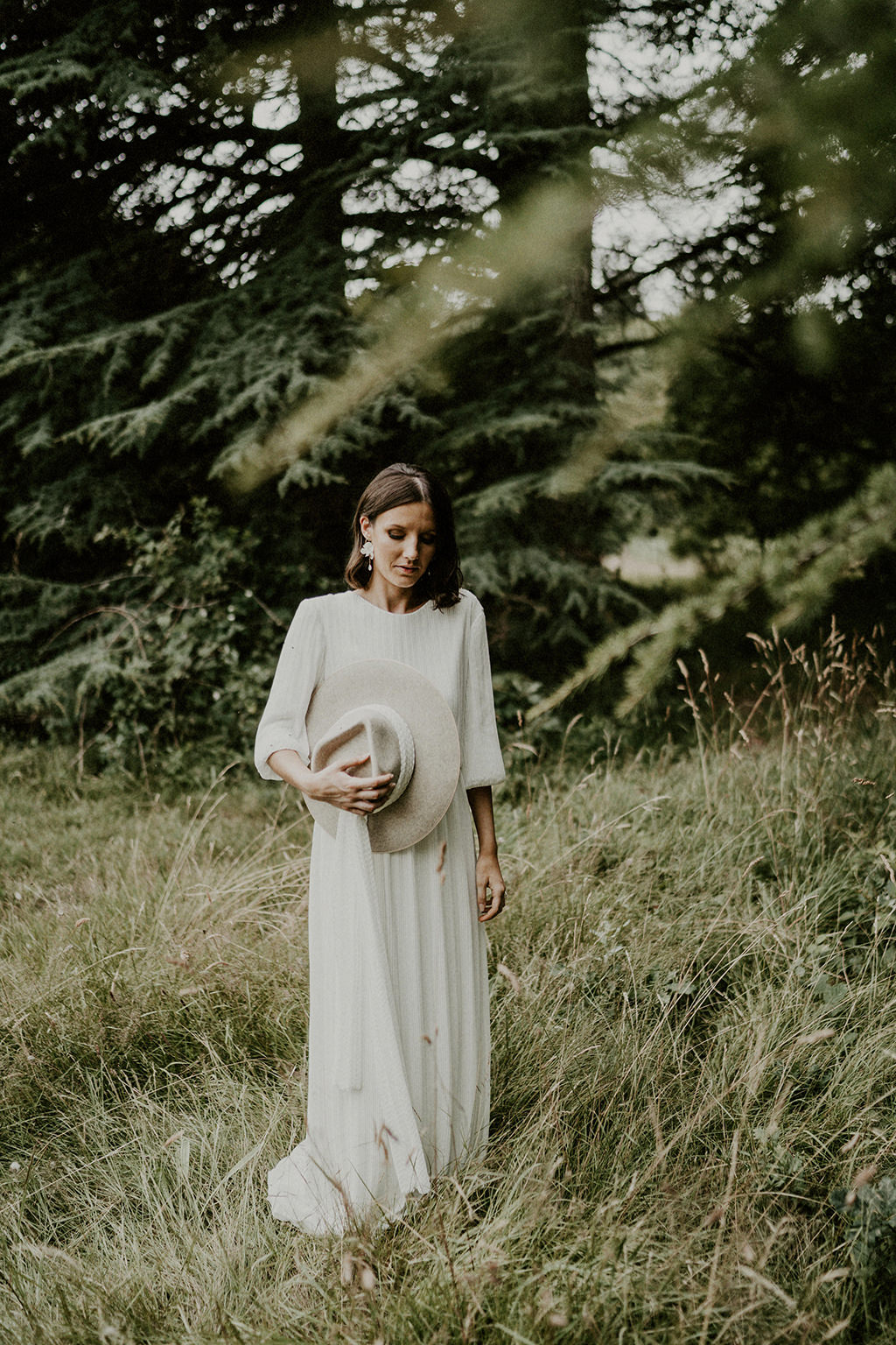 robe mariage longue sur mesure loire atlantique