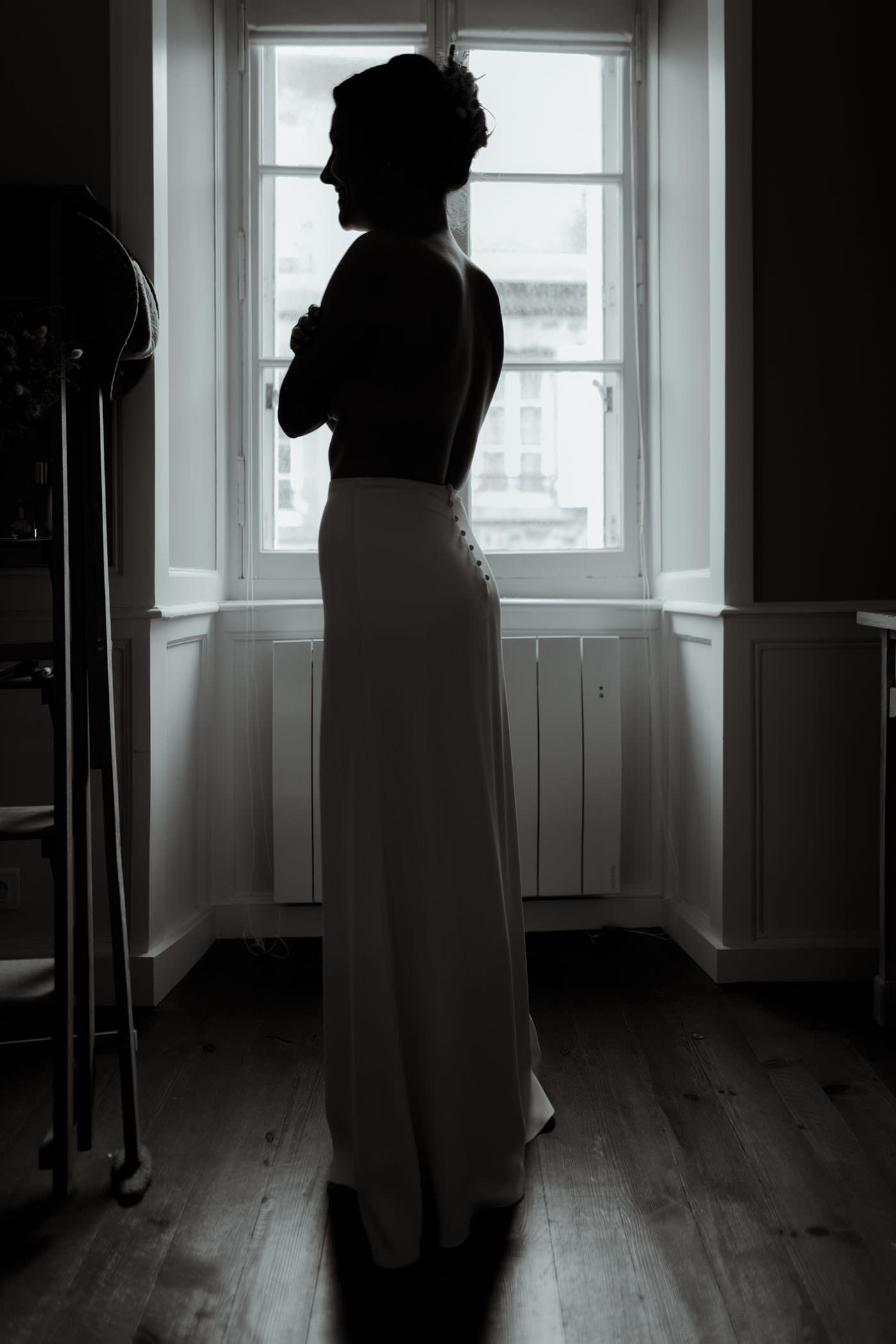 preparatifs mariage robe de mariee