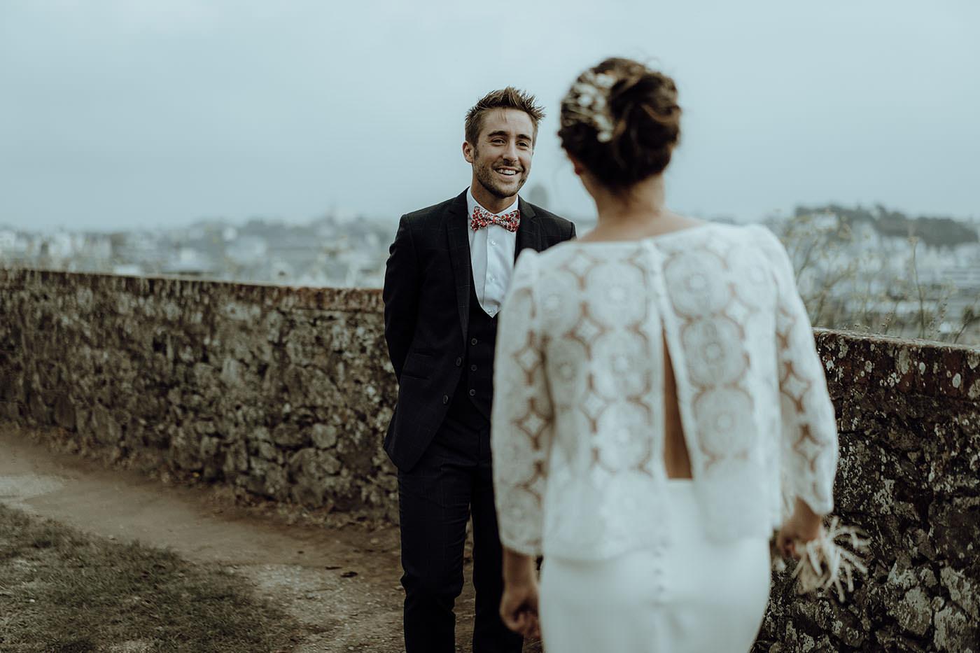 mariage pleugueneuc maries
